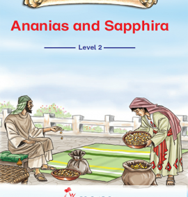 Ananias and Sapphira