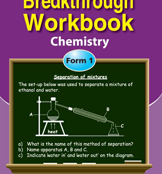 Breakthrough workbook chemistry form 1